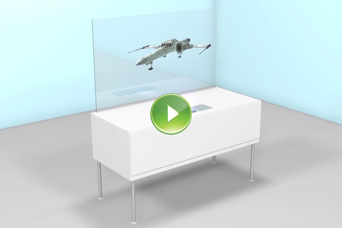 HoloPro Glass Landscape